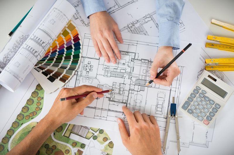 Какие предметы надо сдать на дизайнера интерьера