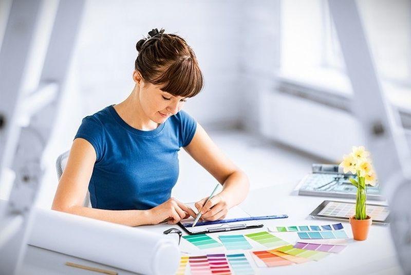 Работа дизайнер интерьера без опыта с обучением