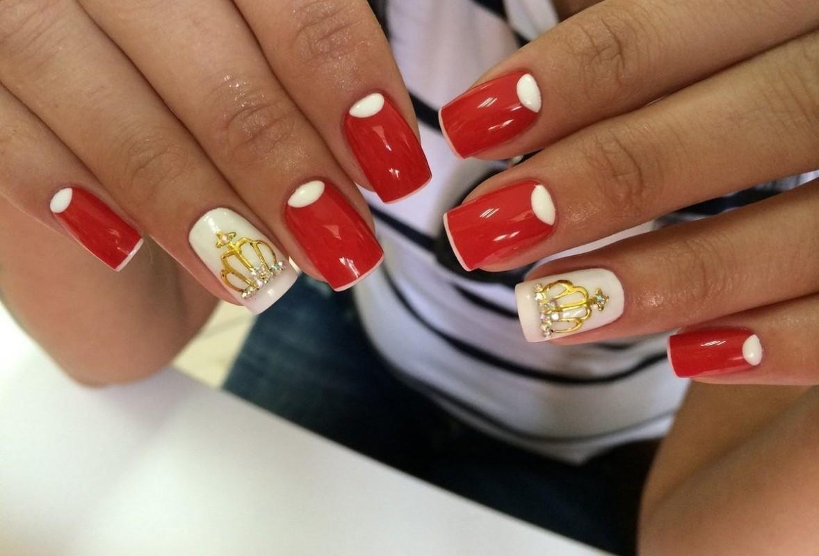 Дизайн ногтей лунный 2017 новинки