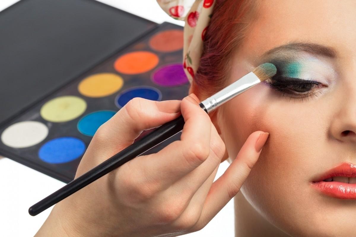 Все виды нанесение макияжа