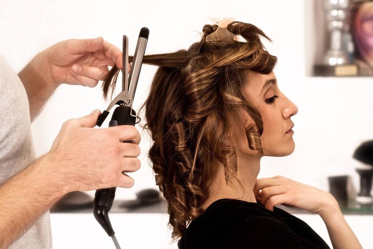 Модели парикмахеров и их прически